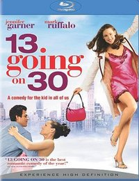 13 Going On 30 (Region A Blu-ray) - Cover
