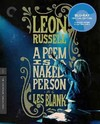 Criterion Collection: Poem Is a Naked Person (Region A Blu-ray)