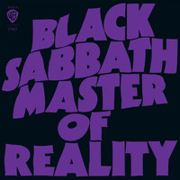 Black Sabbath - Master of Reality (Vinyl) - Cover