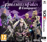 Fire Emblem Fates: Conquest (3DS) - Cover