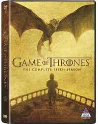 Game of Thrones - Season 5 (DVD) - Cover