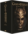 Game of Thrones Complete Season 1-5 (DVD) Cover