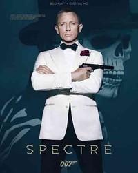 Spectre (Region A Blu-ray) - Cover