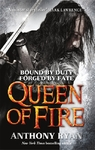 Queen of Fire - Anthony Ryan (Paperback)