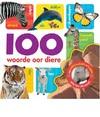 100 woorde oor diere - Monkey Cheeky (Paperback)