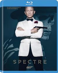 Spectre (Blu-ray) - Cover