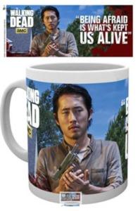 The Walking Dead Glenn Boxed Mug - Cover