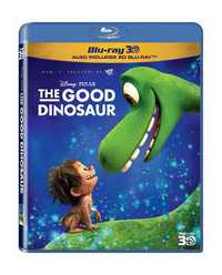The Good Dinosaur (3D Blu-ray) - Cover