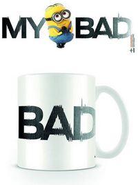 Despicable Me - My Bad Boxed Mug - Cover