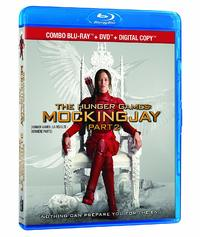 Hunger Games:Mockingjay Part 2 (Region A Blu-ray) - Cover