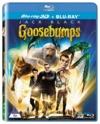 Goosebumps (3D Blu-ray)