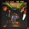 Who - It's Hard (Vinyl) Cover
