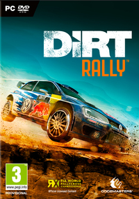 DiRT Rally (PC) - Cover