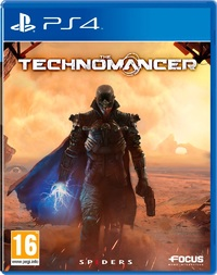 The Technomancer (PS4) - Cover