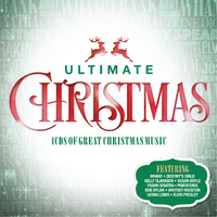 Various Artists - Ultimate ... Christmas (CD) - Cover
