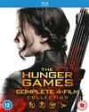 Hunger Games: Complete 4-film Collection (Blu-ray)