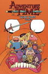 Adventure Time: Sugary Shorts - Roger Langridge (Paperback) Cover