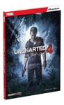 Uncharted 4: A Thief's End Standard Edition Strategy Guide - Rick Barba (Paperback) Cover