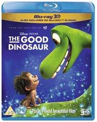 Good Dinosaur (Blu-ray) - Cover