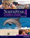 Northstar Listening Speaking + Interactive Student Book + Myenglishlab - Kim Sanabria (Paperback)