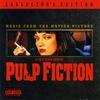 Pulp Fiction - Original Soundtrack (CD) Cover