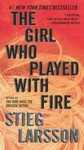The Girl Who Played With Fire - Stieg Larsson (Prebind)