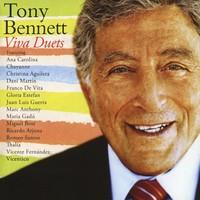 Tony Bennett - Viva Duets (CD) - Cover
