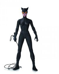 Catwoman Action Figure (by Jae Lee Series 1) - Cover