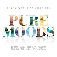 Various Artists - Pure Moods (CD) - Cover