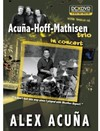 Alex Acuna - Acuna-Hoff-Mathisen Trio In Concert (Region 1 DVD)