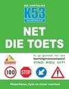 Amptelike K53 Net Die Toets (Paperback)