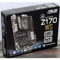 ASUS Z170 WS Socket 1151 DDR4 ATX Motherboard