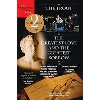 Schubert / Nupen / Barenboim / Perlman / Zukerman - Trout - the Greatest Love and the Greatest Sorrow (Region 1 DVD)
