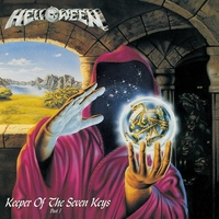 Helloween - Keeper of the Seven Keys (Part One) (Vinyl) - Cover