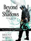 Beyond the Shadows - Brent Weeks (CD/Spoken Word)