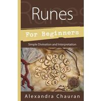 Runes for Beginners - Alexandra Chauran (Paperback)
