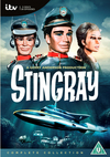 Stingray - The Complete Collection (DVD) Cover