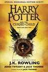 Harry Potter and the Cursed Child - Parts I & II - J.K. Rowling, Jack Thorne and John Tiffany (Hardcover) Cover