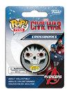 Pins Captain America 3 - Crossbones Pop (Civil War)