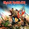 Iron Maiden - Trooper Fridge Magnet