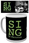 Ed Sheeran Close Up Mug Cover