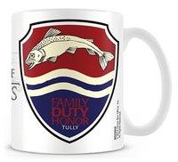 Game of Thrones - Tully Ceramic Mug - Cover
