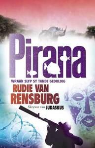 Pirana - Rudie van Rensburg (Paperback) - Cover