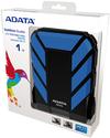 ADATA DashDrive Durable HD710 1TB 2.5 Inch USB 3.0 External Hard Drive - Blue