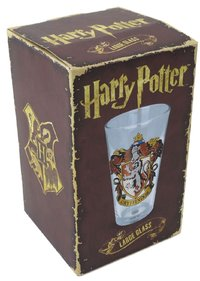 Harry Potter - Gryffindor Crest Boxed Glass - Cover