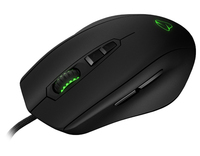 Mionix Naos 3200 Right Handed Ergonomic Gaming Mouse - 7 Button - Cover