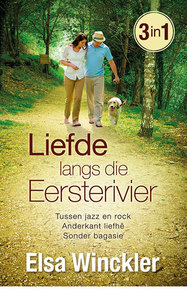 Liefde Langs Die Eersterivier - Elsa Winckler (Paperback) - Cover