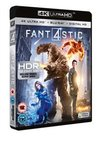 Fantastic Four (4K Ultra HD + Blu-ray)