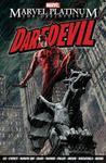 Marvel Platinum: the Definitive Daredevil - Stan Lee (Paperback) Cover