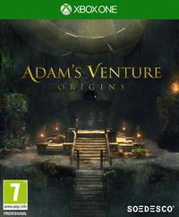 Adam's Venture Origins (Xbox One) - Cover